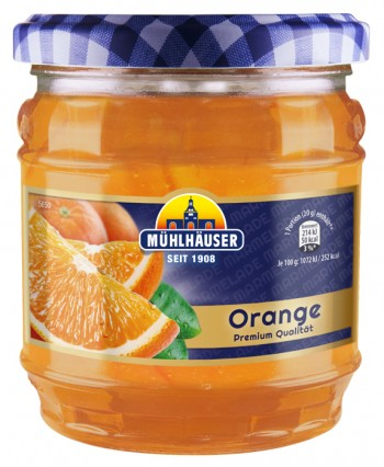 Marmelade – Orange, 450 g