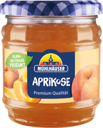 Extra-Konfitüre - Aprikose, 450 g