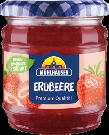 Extra-Konfitüre - Erdbeer, 450 g