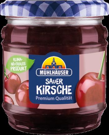 Extra-Konfitüre - Sauerkirsch, 450 g
