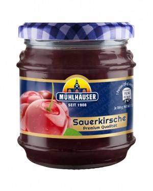 Extra-Konfitüre - Sauerkirsch, 225 g