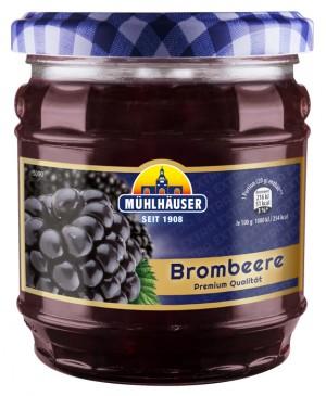 Extra-Konfitüre - Brombeer, 450 g