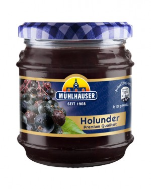 Fruchtaufstrich - Holunder, 225 g