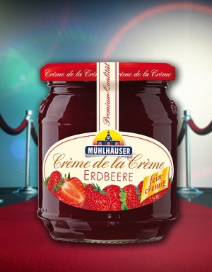 Crème de la Crème Erdbeere