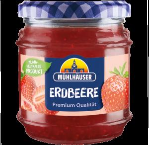Extra-Konfitüre - Erdbeer, 225 g