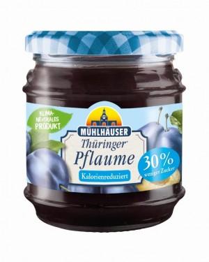 Thüringer Pflaumenmus kalorienreduziert