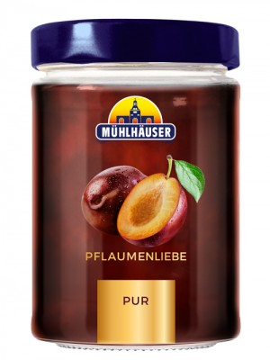 Pflaumenliebe pur