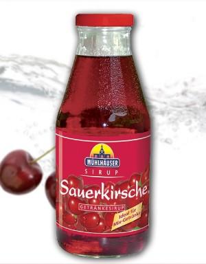 Sirup Sauerkirsche